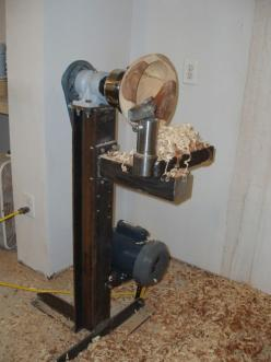 Build your own Bowl Lathe: Wood Lathe, Bowl Lathe, Lathe Projects Woodturning, Dale S Woodturnings, Ideas Woodturning, Lathe Bowls, Bowl Turning Lathe, Lathe 85