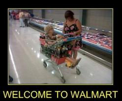 "Grandma in a Walmart Shopping Cart ""Stay Classy People Of Walmart"" - Funny Pictures at Walmart: Shopping Carts, Funny Picture, Wal Mart, Funny Stuff, Humor, Walmart People, Funnies"