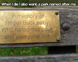 He was one of us // funny pictures - funny photos - funny images - funny pics - funny quotes - #lol #humor #funnypictures: Giggle, Funny Stuff, Humor, Funnies, Things, Roger Bucklesby