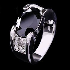 http://rubies.work/0037-ruby-pin-brooch/ Designs Of Black Sapphire Rings With Diamond For Men