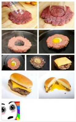 i_dont_need_itbut_i_really_want_it_62_0: Idea, Eggs, Food, Recipes, Burgers, Yummy