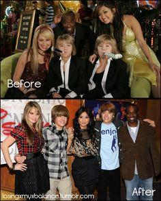 I hate The Suite Life on Deck I miss the suite life of zack and cody where cody did all the pranks too