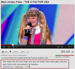 I laughed way too hard at this.: Giggle, Youtube Comments, Girl, Funny Stuff, Humor, Funny Youtube, Funniest Youtube