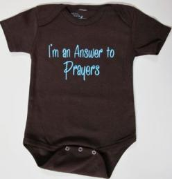 I love this ! Such a great reminder what blessings children are. So while others want abortions or have kids and don't care for them, just remember someone, somewhere wants a child - like me, I still want a child...even just one.: Cry Awesome, Blessin
