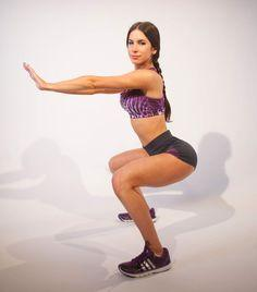 Jen Selter Butt Workout - 5 Exercises for Getting Jen Selter's Unbelievably Famous Butt - Cosmopolitan: Bum Exercise, Butt Exercise, Buttworkout, Butt Workouts, Jen Shelter, Booty Workout