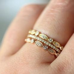 Love the simplicity:): Eternity Band, Stacked Rings, Wedding Bands, Wedding Rings, Diamond Bands, Stacked Wedding Ring, Stacked Wedding Band, Engagement Rings