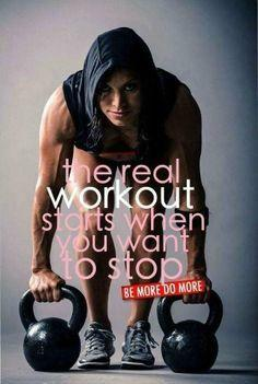 Love this quote! For workouts you can do anywhere, visit theworkoutgirl.com #motivation #inspiration #crossfit #funny