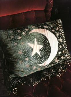 Moon to Moon - would love a couple of these to snuggle with in bed: Inspiration, Dream, Stars Pillow, Things, Pillows