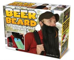 Prank Pack! Wrap a nice gift in a fake gift box...your friend will see the box and think you got them something really weird. Funny!: Beards, Gift Ideas, Beer Beard, Pranks, Funny Stuff, Beerbeard