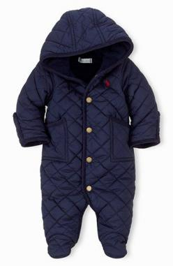 Ralph Lauren Bunting (Baby Boys) available at #Nordstrom: Babies, Ralph Lauren, Boys Microfiber, Baby Boys, Buntings, Baby Boy Suit, Babyboy