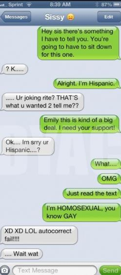 The 25 Funniest Autocorrects Of January 2013!: Funny Texts, Giggle, Autocorrect Fails, Funnytexts, Random, Funny Stuff, Funnies