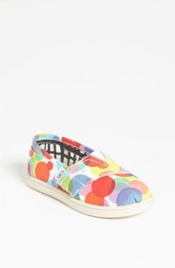 TOMS 'Classic Tiny - Clea' Slip-On (Baby, Walker & Toddler)   Nordstrom: Tiny Clea, Babies, Baby Toms, Baby Girl, Baby Walkers, Slip On Baby, Classic Tiny, Toddlers, Toms Classic