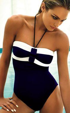 Valentina One Piece Swimsuit   by Zeki 2012 Swimwear