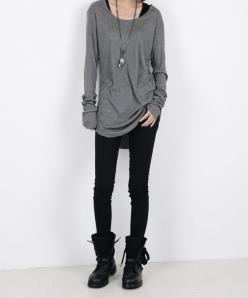 Wearing something almost exactly like this tomorrow except theres a skull on the front of the sweater.: Black Combat Boot Outfit, Baggy Shirt, Grunge Outfit, Style, Punk Outfit, Lazy Outfit, Alternative Outfit, Goth Outfit