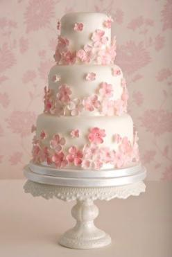 wedding cakes christopher garren - Google Search: Pink Flower, Pretty Cake, Wedding Ideas, Cake Ideas, Pink Weddings, Beautiful Cake, Weddingcake, Pink Wedding Cakes, Pink Cake