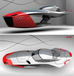 Audi Calamaro Concept flying car, does it look like it is something right out of a video game?: Vehicle, Future Car, Video Games, Flying Car, Concept Cars, Flyingcar, Concept Flying, Calamaro Concept