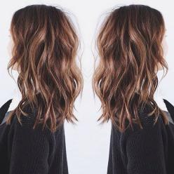 Best New Hairstyles for Long Haired Hotties... Love these hairstyles!: Hair Cut, Hairstyle, Hair Style, Haircut, Long Bob, Hair Length, Hair Color, Messy Wave