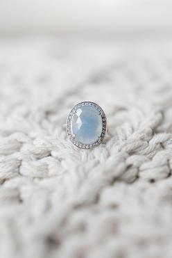 Blue Gemstone Engagement Ring | Christie Graham Photography | Asheville Destination Wedding Inspiration in the Blue Ridge Mountains: Wedding Inspiration, Gemstone Wedding Rings, Graham Photography, Gemstone Rings Engagement, Gemstone Engagement Rings, Wed