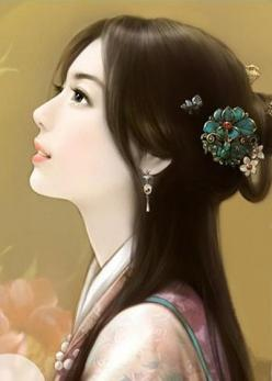 Chinese painting of beautiful woman (中国美人画) - ✯ http://www.pinterest.com/PinFantasy/arte-~-la-mujer-en-el-arte-chino-women-in-chinese-/: Feminine Beauty, Oriental, Beautiful, Chinese Beauty, Illustration, Chinese Art, Beauty Art, Painting, Asian Art