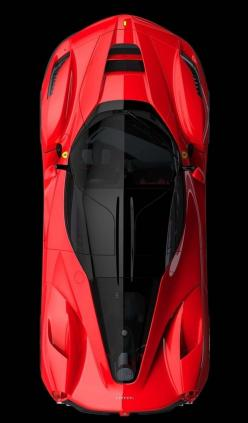 Ferrari LaFerrari F150 hybrid sports car (2013) the highest output of any Ferrari using 40% less fuel. The Ferrari F140 65° 6.3l V12 is supplemented by KERS (Kinetic Energy Recovery System), carbon-ceramic discs, carbon fibre monocoque body by Ferrari&#39