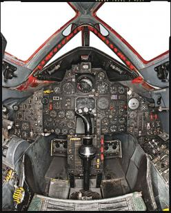 From Spy Plane to Monster Truck — a Photo Gallery of Awesome Cockpits   Wired Magazine   Wired.com: Blackbird Cockpit, Sr 71 Blackbird, Airplane, Aircraft, Sr71, Photo, Planes
