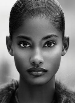 gorgeous: Faces, Melodiemonrose, Black Beauty, Beautiful People, Hair, Eye
