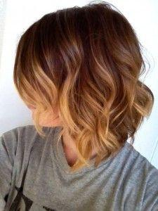 Hair Tutorial: How to Curl Short Hair - Ask the Pro Stylist Like this.: