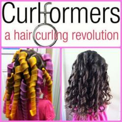 Have you heard of Curlformers? We get beautiful curly hair quick and easy with no hot iron damage. We love these!!!: Curlformers Hairstyles, Hair Styles, Butterflies, Makeup, Girl Hairstyles, No Heat Hairstyles, Curly Hair, Kid