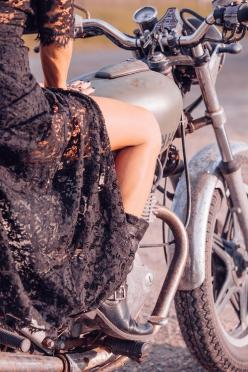 Hi, Everyone I am a bike enthusiast and I travel all over the country on my bike alone till I found my love who has the shares the same passions as me, I really thank bikerdatingclub.com people for making this wonderful thing called love to me.: Black Lac