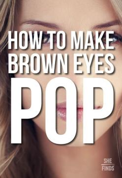 How to make your brown eyes stand out: Sexy Brown Eyes, Blonde Hair And Brown Eyes, Brown Eyes Brown Hair, Eye Makeup Brown Eyes, Clothes, Brown Hair Brown Eyes, Sexy Brown Eye Makeup, Makeup To Make Brown Eyes Pop, Brown Eyes Makeup
