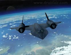 Lockheed SR-71 Blackbird: The fastest manned airplane ever built. It could fly from New York to London in under two hours at speeds up to Mach 3.2. Even though it regularly flew reconnaissance missions over enemy territory, none were ever lost to enemy fi