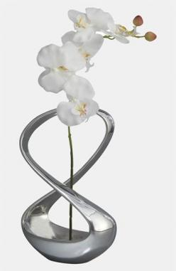 Nambé 'Infinity' Vase available at #Nordstrom    No.. I NEED this: 6 08 Acc, Dining Rooms, Ideas, Living Spaces, 11B 软装 Decorative, Acc Floral, 05 00 Plant花艺, Modern Design, 11 软装 Decorative