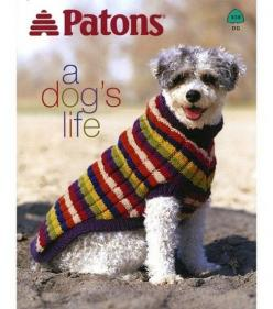 Patons-A Dog's Life-Decor: Free Knitting, Dogs, Knitting Patterns, Pet, Dog S Life Decor, Crochet Patterns, Patons A Dog S
