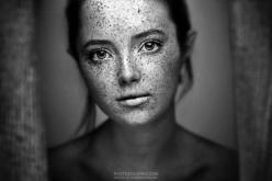 Photographer Borisov Dmitry / 47 Stunning Photographs Of People From Around The World: Photos, Faces, Borisov Dmitry, Beautiful, Freckles, Portraits, People, Photography