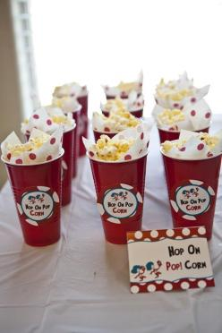 @Tammy Tarng Tarng warden --- Dr Seuss Cat in the Hat Birthday Party - i like this better than the cones :-): Cat, Birthday Parties, Hat Birthday, 1St Birthday, Dr. Seuss, Birthday Cake, Party Ideas, Birthday Party, Dr Seuss