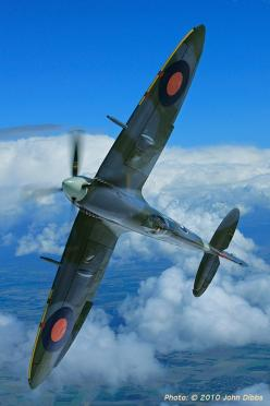 The graceful and elegent Supermarine Spitfire: Wwii, Airplane, Aircraft, Ww Ii, Supermarine Spitfire, Photo, Planes, Warbird