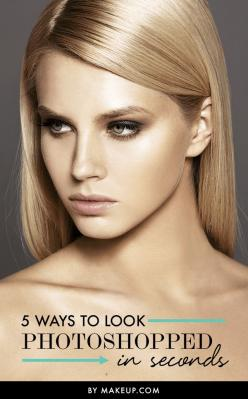 Want to look like pure perfection in your next selfie without using the wonders of Photoshop or some other photo app? Read these tips!: Beauty Tips, Beauty Hacks, Hair Nails Makeup, Hair Nail Face Etc, Нα Кѕ Tm, Makeup Com, Beauty Makeup Hair, Diy Beauty,
