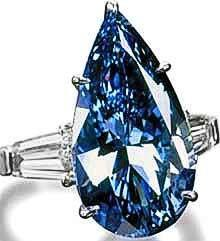 blue diamond. GORGEOUS!!!!! I know I already have my engagement ring, but a new piece of bling someday won't hurt! :): Diamond Engagement Rings, Wedding Ring, Unique Blue, Color, Blue Diamond Engagement Ring, Engagement Rings Unique, Blue Diamonds, Sp