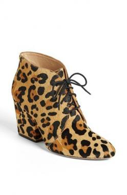 for fall. kate spade new york 'roger' bootie available at #Nordstrom: Leopard Print, Fashion Shoes, Roger Bootie, Girl Shoes, New York, Girls Shoes, Kate Spade, Shoes Shoes, Boots