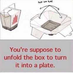 Funny Pictures Of The Day – 83 Pics: Idea, Funny Pictures, Food Box, Boxes, Thought, Brilliant, China Food, Food Tips