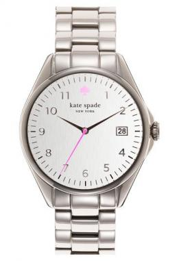 Kate Spade watch.   I'm looking for a simple, everyday watch. What do you guys think?: Bracelet Watch, Spade Watch, Bracelets, York Seaport, Seaport Grand, New York, Watches, Kate Spade
