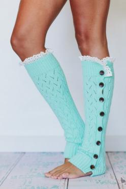 Love these to wear under boots.: Fashion, Style, Legwarmers, Tiffany Blue, Cute Boots, Boot Socks, Leg Warmers