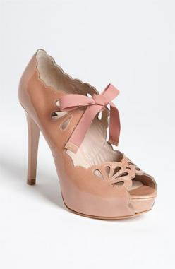 Shoe: Go David, David Cicilee, Cicilee Pump, Fashion, Style, Pink Shoes, Closet, Shoes Shoes