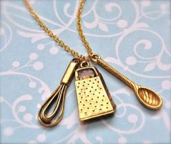 :)  This is me: Cooking Necklace, Gift, Style, Cooking Utensils, Jewelry, Necklaces, Baking Necklace, Chief