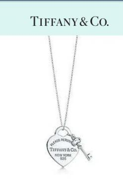 Tiffany and Co - beautiful necklace I must have it to represent my D/s relationship with my hubby. Lovely: Tiffany Engagement Rings, Tiffany Jewelry, Tiffany And Co, Tiffany Tiffany, Tiffany Pendants, Authentic Tiffany