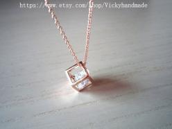 Hey, I found this really awesome Etsy listing at https://www.etsy.com/listing/120979193/cube-necklace-rose-goldrose-gold: Rosegold Jewellery, Rose Gold Necklaces, Diamond Necklaces Simple, Rose Gold Jewelry Necklace, Simple Rose Gold Necklace, Cube Neckla