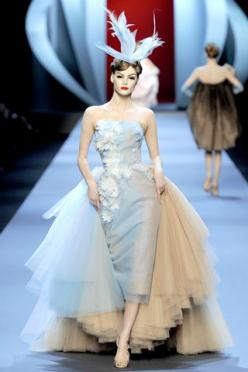 House of Dior 1960: John Galliano, Fashion, Maria Luisa, Style, Christian Dior, Dresses, Wedding Dress, Haute Couture