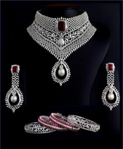 With the phenomenal rise in standard of living of every individual, it has become easy for average earning folk to afford #diamondjewelry.