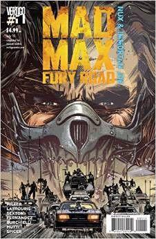 Mad Max Fury Road: Nux and Immortan Joe #1