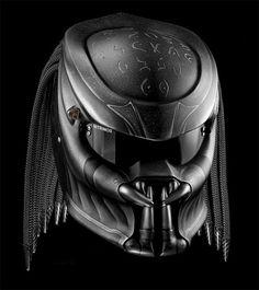 Nitrinos Predator Helmet. I want a motorcycle just to have an excuse to buy this helmet.: Badass Motorcycle Helmets, Awesome Motorcycle Helmets, Motorcycle Predator, Awesome Motorcycles, Motorcycle Paint, Predator Motorcycle, Helmets Motorcycle, Bike Helm